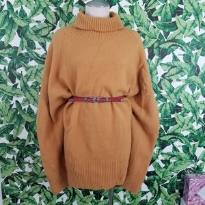 H&M Wool Sweater Tunic 083